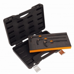 BAHCO Multi positioning ratcheting pry bar set