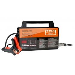 BAHCO Automata akkumulátor töltő/power bank, 12V, 70/100A