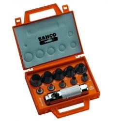 Bahco Tömítéskivágó készlet, 3-20 mm, 11 részes