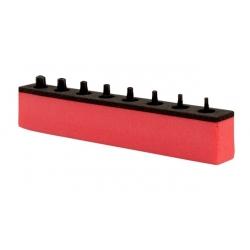 """BAHCO Biztonságo 5 ágú Torx® Plus Bit 1/4""""-os készlet, 8 részes"""