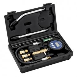 BAHCO Benzinmotor kompresszió mérő, 0-21 BAR