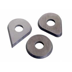 Paintscraper blades for scraper 627 ROUND