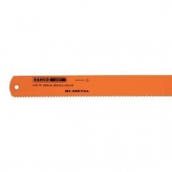 BAHCO Gépi fémfűrészlap, Sandflex® bi-metal, 525*38*2.00mm, TPI 10