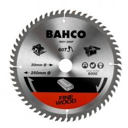 BAHCO (anno SANDVIK) Körfűrészlap vidiás, 140mm, finom vágáshoz fára, XF extra sűrű fogazattal