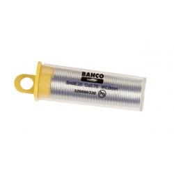 BAHCO Ólommentes forraszanyag (Sn), átmérő: 0,8mm, 4000mm
