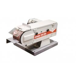 BOMAR Szalagcsiszológép bSander 100.1220, 0,75kW, 230V