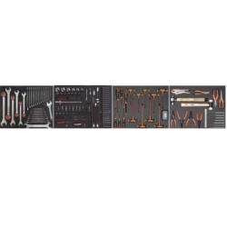 BAHCO Foam Set 4-Auto-202 Tools