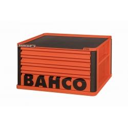 BAHCO 4 Fiókos Felsőszekrény (Üres), NARANCSÁRGA (RAL-2009)