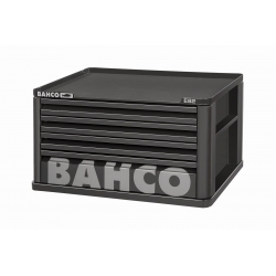 BAHCO 4 Drawer Top Chest. 4 Drawers: (3x) 543 x 445 x 53mm (1x) 543 x 445 x 118mm