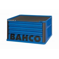 BAHCO 4 Fiókos Felsőszekrény (Üres), KÉK (RAL-5002)