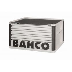 BAHCO 4 Fiókos Felsőszekrény (Üres), FEHÉR (RAL-9003)