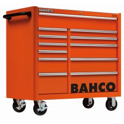 BAHCO 12 fiókos C75 Classic szerszámkocsi, üres, NARANACSSÁRGA (RAL-2009)