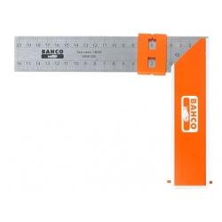 BAHCO Asztalos derékszög, 400mm, 320g