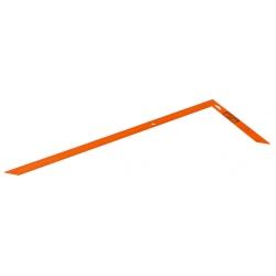 BAHCO Ács derékszög vonalzó, 600*300mm, 405g