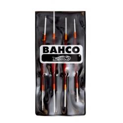 BAHCO Hangoló és trimmelő szerszámok készletben TV és rádió készülékekhez