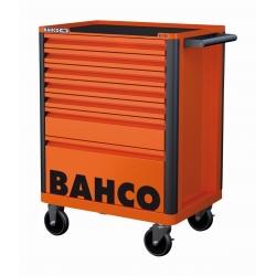 BAHCO 7 fiókos prémium szerszámkocsi FELTÖLTVE, 300 részes