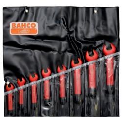 BAHCO Szigetelt villáskulcs készlet, 8 részes