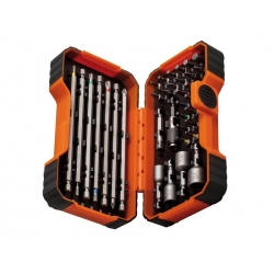 BAHCO COLORED Bit Set 35pc