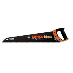 BAHCO Superior kézifűrész, 475mm, TPI 9/10, 490g