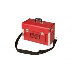 BAHCO Bőr villanyszerelős táska, 445x190x290mm, 3,4kg