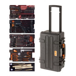 Rigid case 4750RCHDW01 with 194 tools
