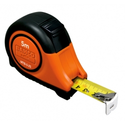 BAHCO Measuring tape 5 M, 25 Mm