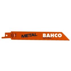 BAHCO Orrfűrészlap, Sandflex® Bi-metal, 150mm, TPI 14, 5 db-os kiszerelés