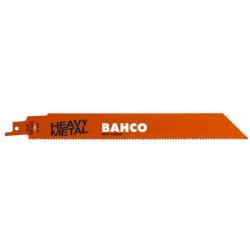 BAHCO Orrfűrészlap, Sandflex® Bi-metal, 150mm, TPI 8/12, 5 db-os kiszerelés
