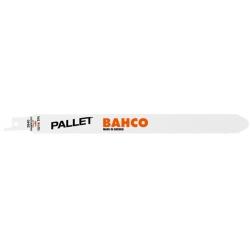BAHCO Raklapbontó lap, Sandflex® Bi-metal, 228mm, fog 10/14, 100 db-os kiszerelés orrfűrészlap