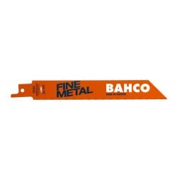 BAHCO Orrfűrészlap Sandflex® Bi-metal, 150mm, TPI 24, ST, 5db-os kiszerelés