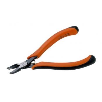 BAHCO Homlokcsípő 45°, 129mm, vágási kapacitás: 0.3-1.0mm, vágáskép: Flush