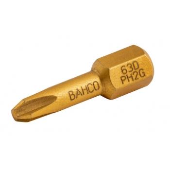 BAHCO PHG2 gyémánt bit gipszkartoncsavarokhoz, 25mm, 2 bit/csomag