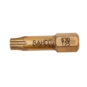 BAHCO Bliszteres csomagolású bitek, 2 darabos TORX®10 gyémánt bit, 25mm