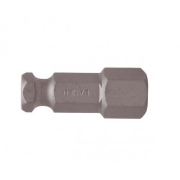 """BAHCO 7/16"""" Bit imbuszfejű csavarokhoz, hossz: 35mm, H17, bliszteres csomagolásban 2db/csomag"""