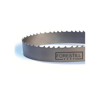 4300mm*25*0.7mm FORESTILL Faipari szalagfűrészlap, fogtávolság: 8mm