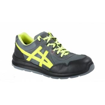STEELITE Mersey munkavédelmi cipő (S1 FT50) Szín: szürke, Méret: 45