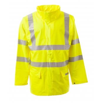 PORTWEST Sealtex lángálló jólláthatósági, dzseki (FR41), sárga, Méret: M