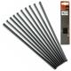 BAHCO Fűrészlap kisméretű kézi fémfűrészhez, 150mm, 32 fog/coll, 100 részes