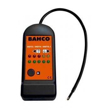 BAHCO Fékfolyadék nedvességtartalom tesztelő, DOT: 3/4/5 és 5.1