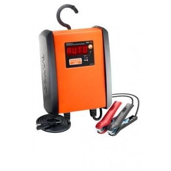 BAHCO Akkumulátor töltő teljesen automata, 10A, 24V (20-230 Ah)