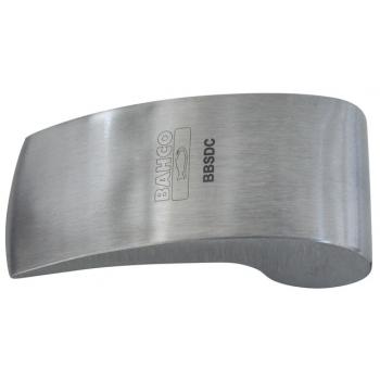 BAHCO Íves formájú alakverő (stekli), 128x58x40mm, 1.16kg