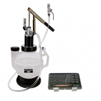 BAHCO Automata váltó olajcserélő készlet 11db-os adapter