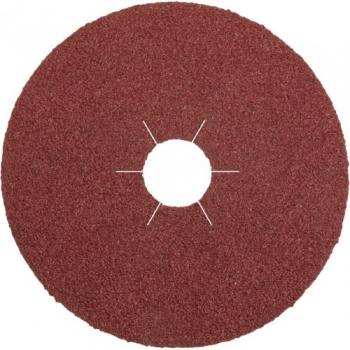125/P60 Fiber csiszolótárcsa, barna