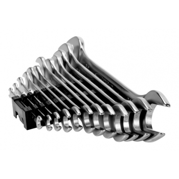 BAHCO Villáskulcs készlet, metrikus, 6-32 mm, 12 részes