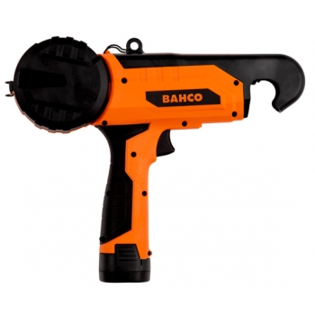 BAHCO Elektromos kötözőgép 16.8V, 2 db 2.5 Ah akkumulátor + 1 db töltő + kötöző