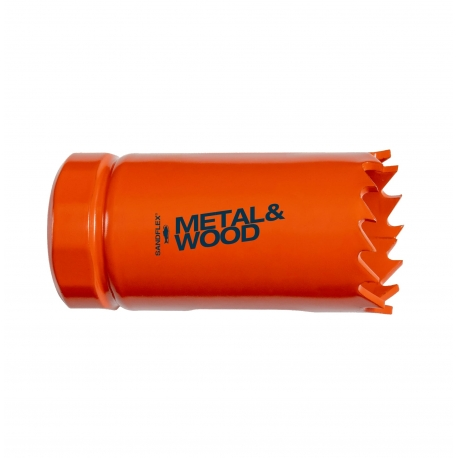 BAHCO Körkivágó, Sandflex® bimetál, 35mm