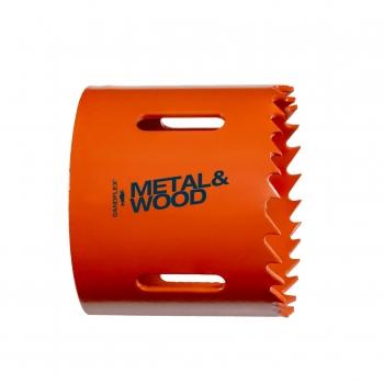 BAHCO Körkivágó, Sandflex® bimetál, 62mm