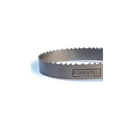 4140mm*25*0.6mm FORESTILL Faipari szalagfűrészlap, fogtávolság: 8mm