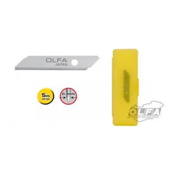 OLFA TSB-1 Tartalék riccelőpenge, 5db/csomag