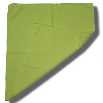 Mikroszálas törlőkendő, kék, piros, sárga és zöld színben 35x38 cm-es méretben